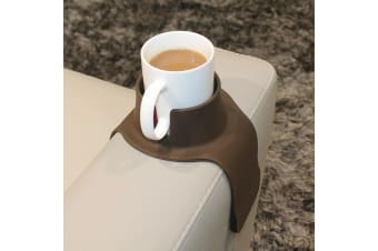 The Original Couch Coaster Drink Holder - Jet Black