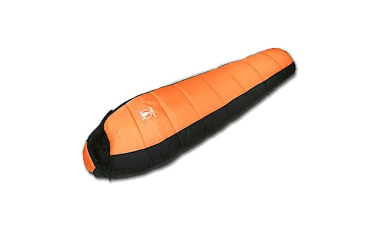 pick up 760c6 209a3 '-15??C Outdoor Camping Sleeping Bag Thermal Tent Hiking Winter Compact  Orange