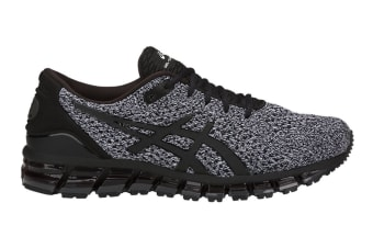ASICS Men's Gel-Quantum 360 KNIT 2 Running Shoe (Black/White/Black)