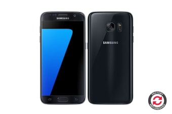 Refurbished Samsung Galaxy S7 (32GB, Black)