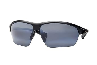 Maui Jim Stone Crushers 4292M Matte Black Mens Womens Sunglasses Polarised