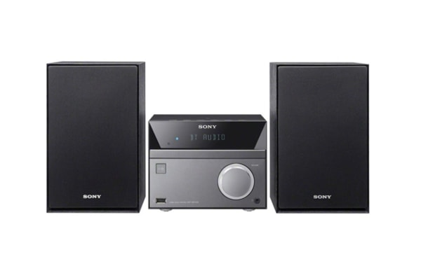 Sony Bluetooth CD/DVD/Tuner Micro Hi-Fi System with USB
