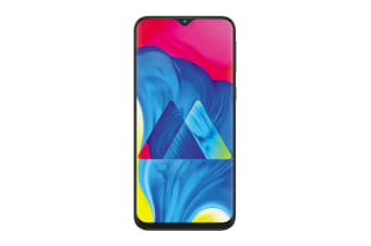 Samsung Galaxy M10 Dual SIM (32GB, Charcoal Black)