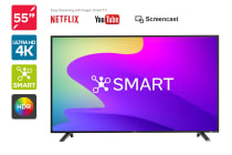 "​Kogan 55"" Smart HDR 4K LED TV (Series 8 MU8010)"