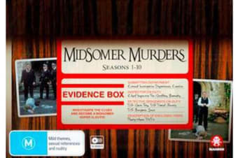 Midsomer Murders Case Files