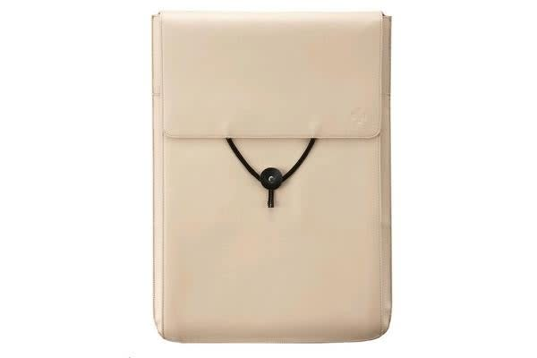 "Simplism Book Sleeve MacBook Pro 13"" - Beige"