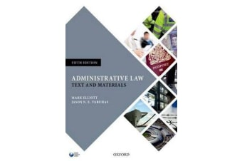 Administrative Law - Text and Materials
