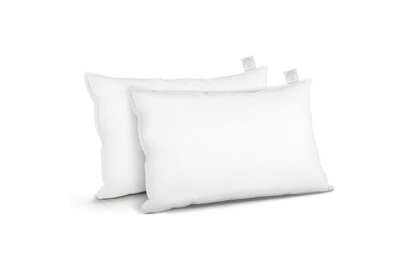 Duck Feather Down Twin Pack Pillow