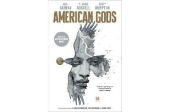 American Gods: Shadows - Adapted for the first time in stunning comic book form