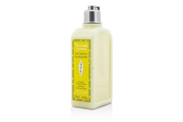 L'Occitane Citrus Verbena Fresh Body Milk (250ml/8.4oz)