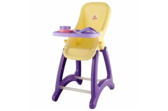 Polesie Kids/Children Dolls High Chair Pretend/Role Play/Games/Toys Assorted
