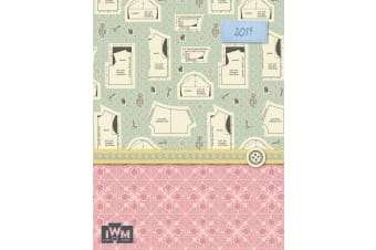 IWM A Stitch in Time - 2019 Premium Diary Planner A5 Padded Cover New Year Gift