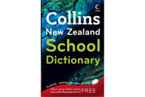 Collins New Zealand School Dictionary