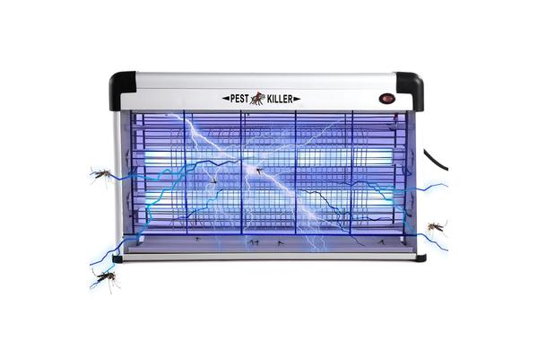UV-A LED Electric Insect Killer Pest Zapper 16W