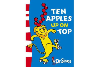 Ten Apples Up on Top - Green Back Book
