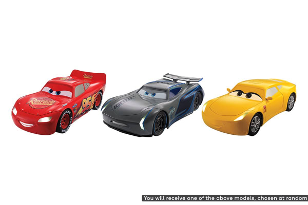 Cars 3 Light And Sound Car (Assorted)