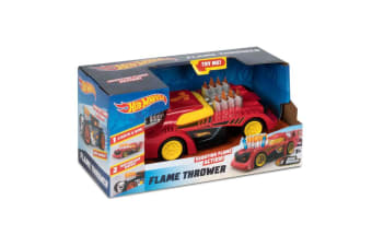 Hot Wheels Flame Thrower Car - Two Timer