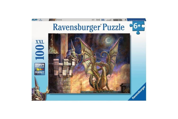 Ravensburger Gift of Fire 100-Piece Jigsaw Puzzle