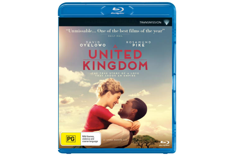 A United Kingdom Blu-ray Region B