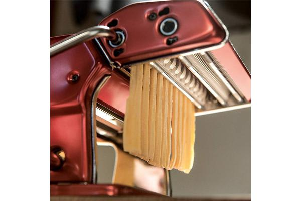 Marcato Atlas 150 Pasta Machine Red