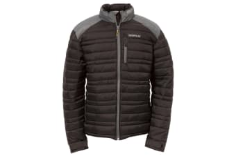 Caterpillar Mens Defender Insulated Zip Up Jacket (Black)