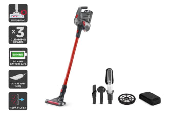 Kogan T7X Cordless 22V Stick Vacuum Cleaner Clean More Combo