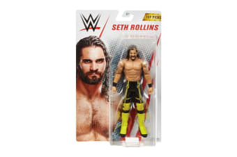 WWE 6-inch Core Figure Top Picks Seth Rollins