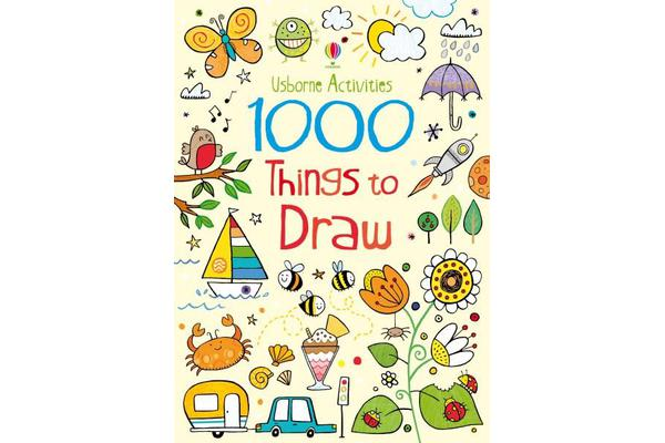 Image of 1000 Things to Draw