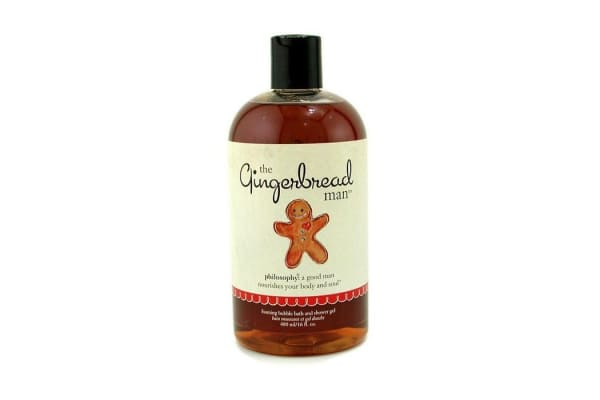 Philosophy The Gingerbread Man Foaming Bubble Bath & Shower Gel (480ml/16oz)