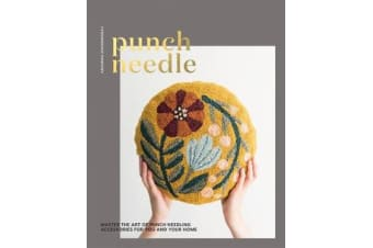 Punch Needle - Master the art of punch needling accessories for you and your home