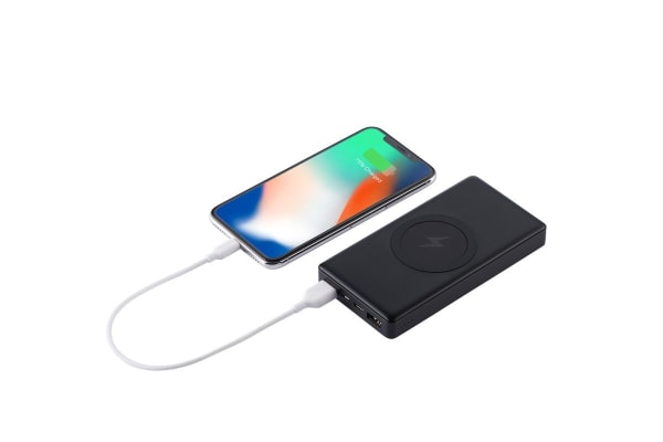 Kogan 10,000mAh Qi Wireless Power Bank with PD