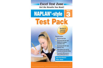 NAPLAN-style Test Pack - Year 3