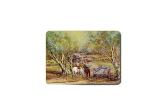 Cinnamon Homesteads Placemats Set of 6
