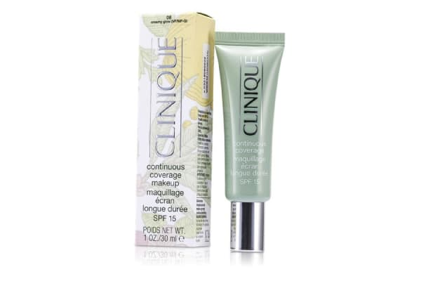 Clinique Continuous Coverage Spf15 - No. 08 Creamy Glow (30ml/1oz)