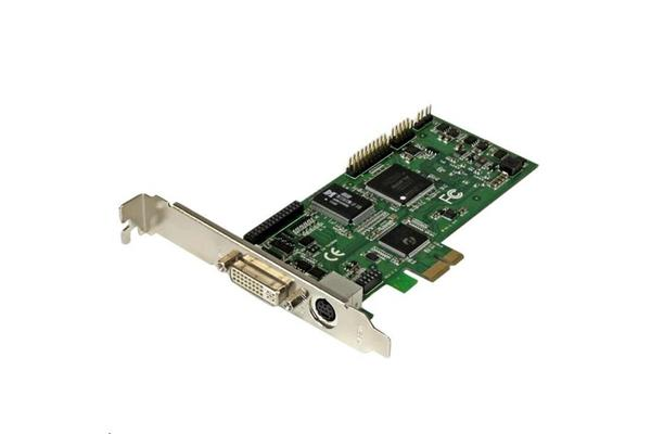 StarTech PCIe HD capture card - HDMI VGA DVI CPNT