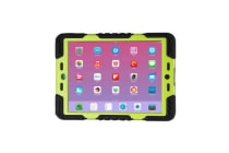 iPad Air 1 Shock proof Tough Case Protector (Green)