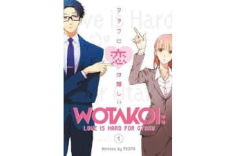 Wotakoi - Love Is Hard For Otaku 1