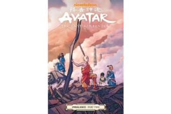 Avatar - The Last Airbender - Imbalance Part Two