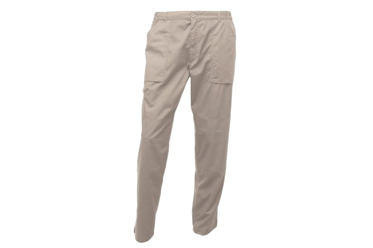 Regatta Mens New Action Trouser (Regular) / Pants (Lichen) (38W x Regular)