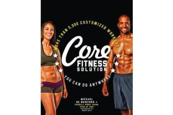 Core Fitness Solution - More Than 5,000 Customized Workouts You Can Do Anywhere