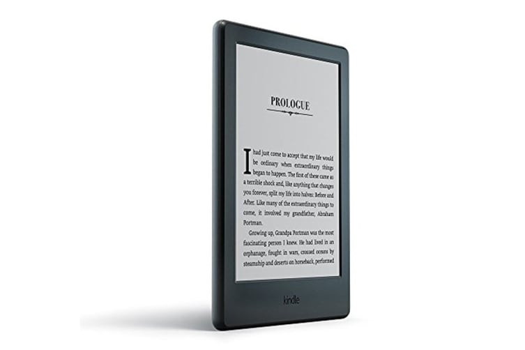 "Amazon Kindle 6"" Wi-Fi eReader (4GB, Black)"