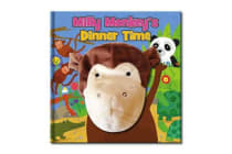 Large Hand Puppet Book - Milly Monkey's Dinner Time
