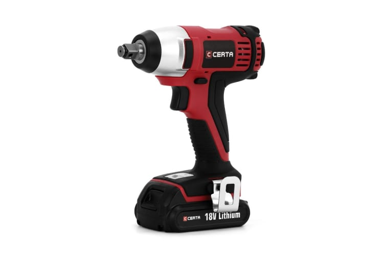 Certa PowerPlus 18V Cordless Impact Wrench (Skin Only)