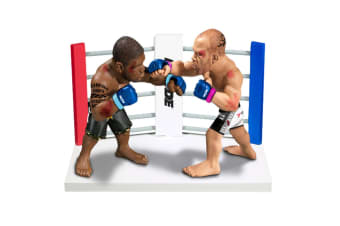 """UFC 6"""" Versus Twin Pack Series 1 Figure Special Edition"""