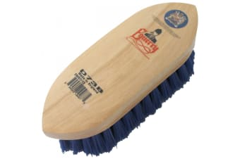Equerry Dandy Brush (Blue)