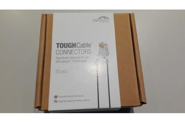 Ubiquiti Tough Connector Ground Connector - min order qty 20