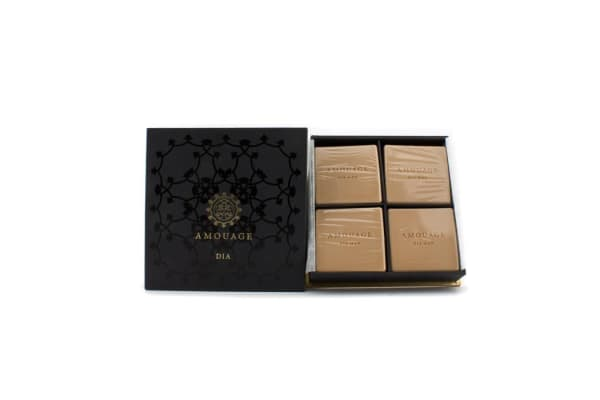 Amouage Dia Soap (4x50g/1.8oz)