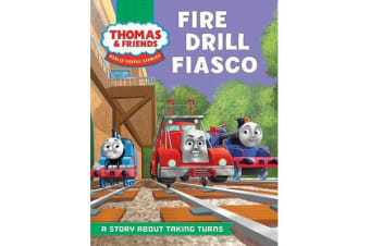 Really Useful Stories - Fire Drill Fiasco