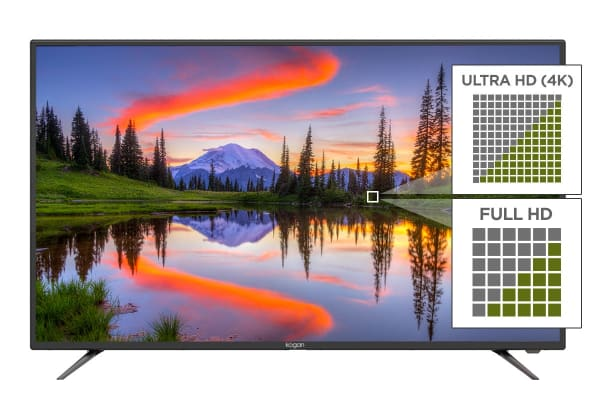"Kogan 43"" 4K LED TV (Series 8 JU8000)"