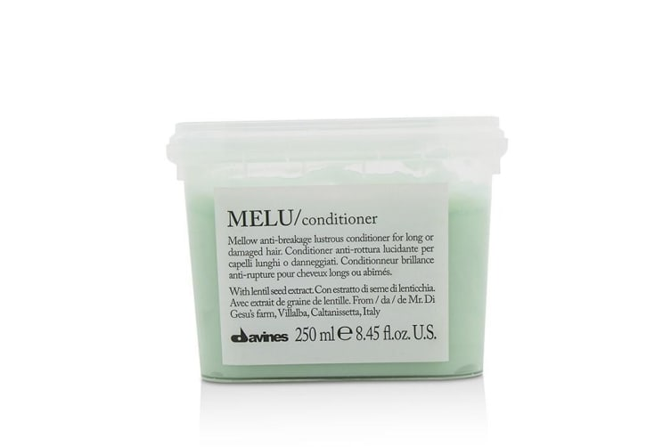 Davines Melu Conditioner Mellow Anti-Breakage Lustrous Conditioner (For Long or Damaged Hair) 250ml